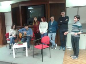 present giovani vicentini a Vallo 030116