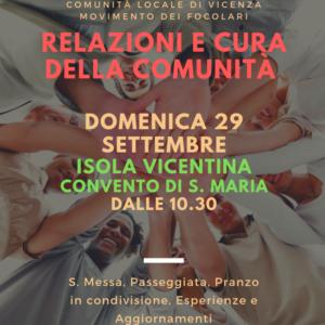 ComunitàVicenza29_09_2019